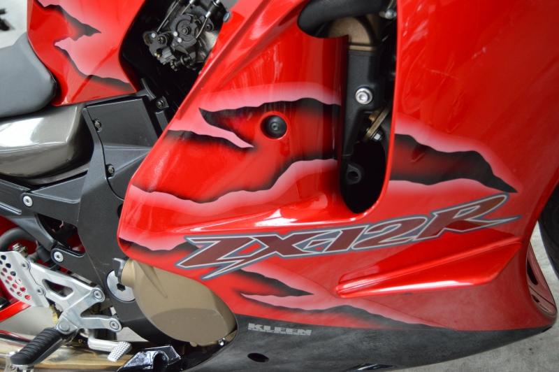 KAWASAKI 1200 ZX12 R