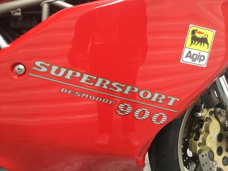 DUCATI 900 SUPERSPORT DESMODUE