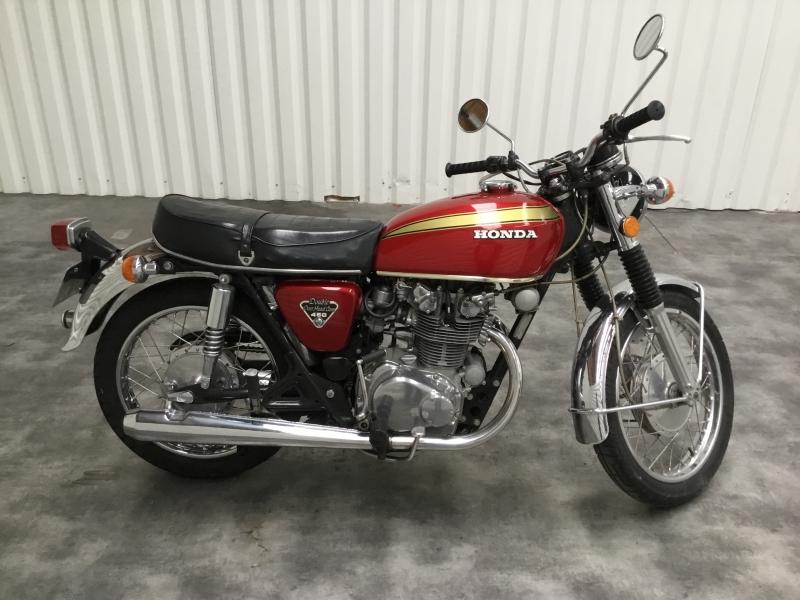 HONDA CB 450