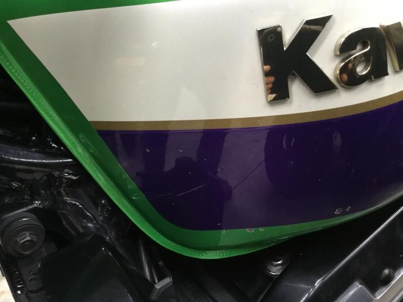 KAWASAKI 1100 ZRX