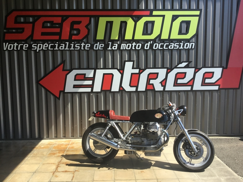 MOTO GUZZI 948 V CAFE RACER