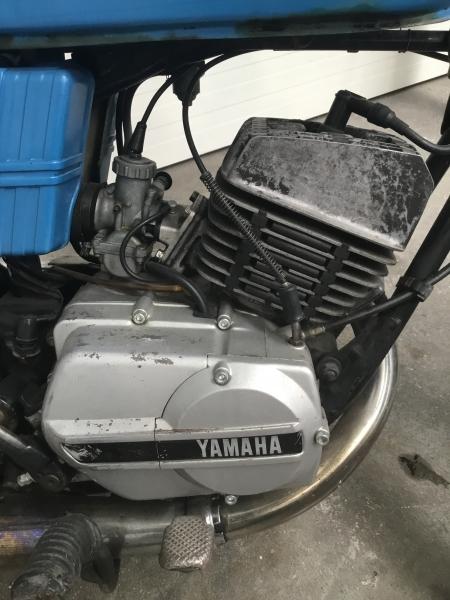 YAMAHA 125 RS