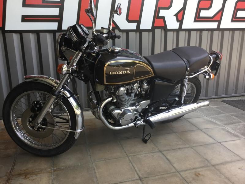 HONDA CB500T